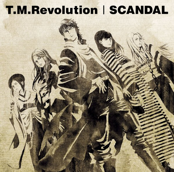 Single Count ZERO | Runners high ~Sengoku BASARA 4 EP~ by SCANDAL
