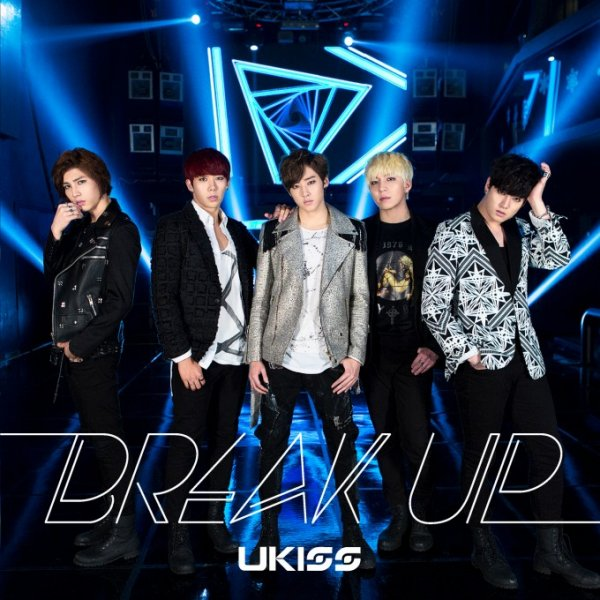 Single Break Up by U-KISS