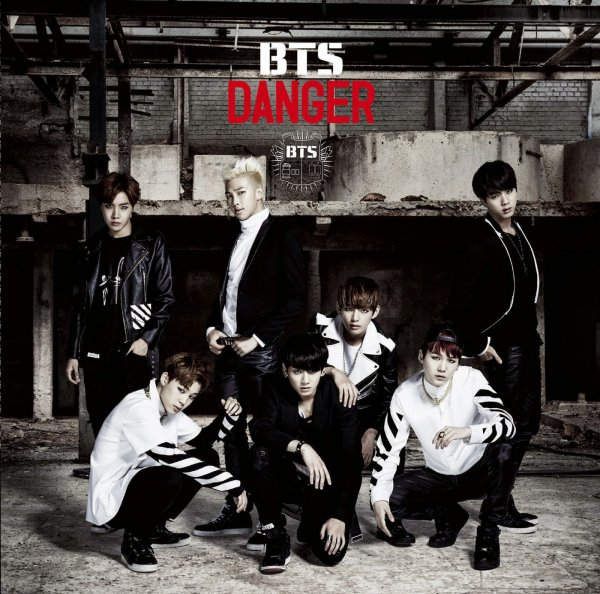 Single Danger -Japanese Ver.- by BTS