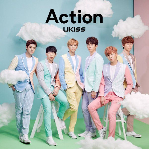Action by U-KISS