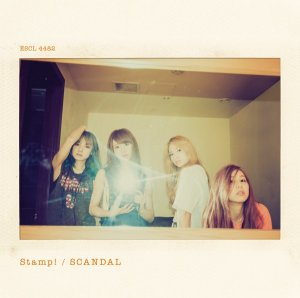 Stamp! by SCANDAL