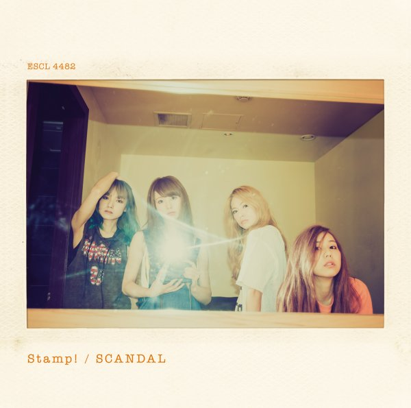 Single Stamp! by SCANDAL