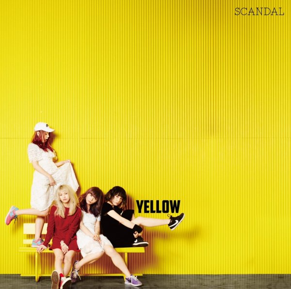 Album YELLOW by SCANDAL