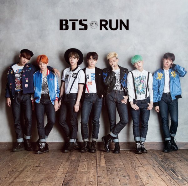 Single RUN (Japanese Ver.) by BTS