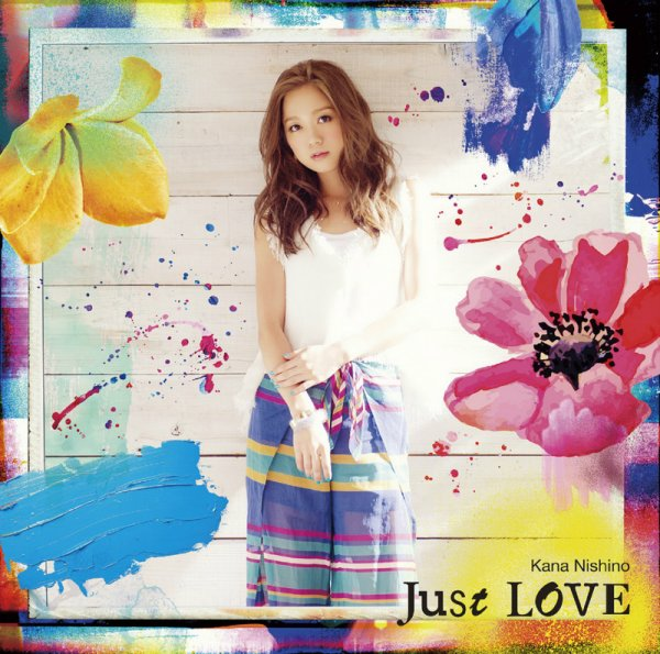 Album Just LOVE by Kana Nishino