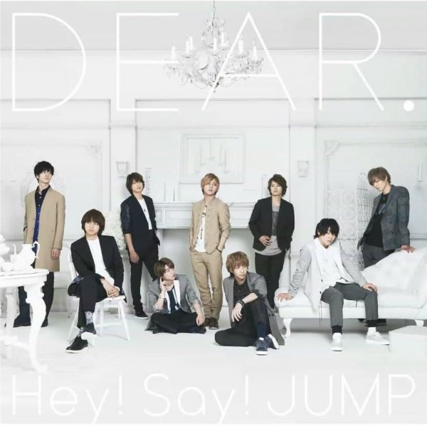 Album DEAR. by Hey! Say! JUMP