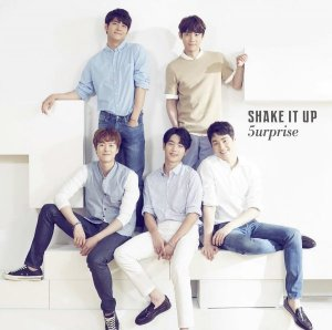 SHAKE IT UP by 5urprise