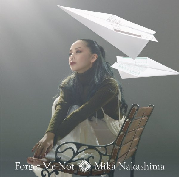 Single Forget Me Not by Mika Nakashima