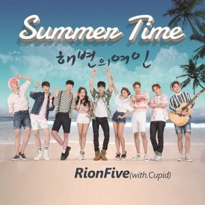 Woman of Beach feat. Cupid by Rion Five