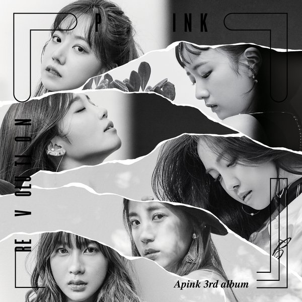 Album Pink Revolution by APink
