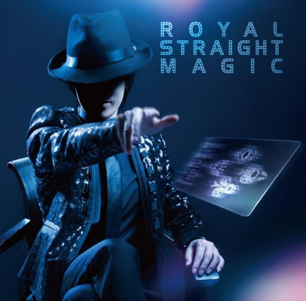 Mini album ROYAL STRAIGHT MAGIC by exist†trace