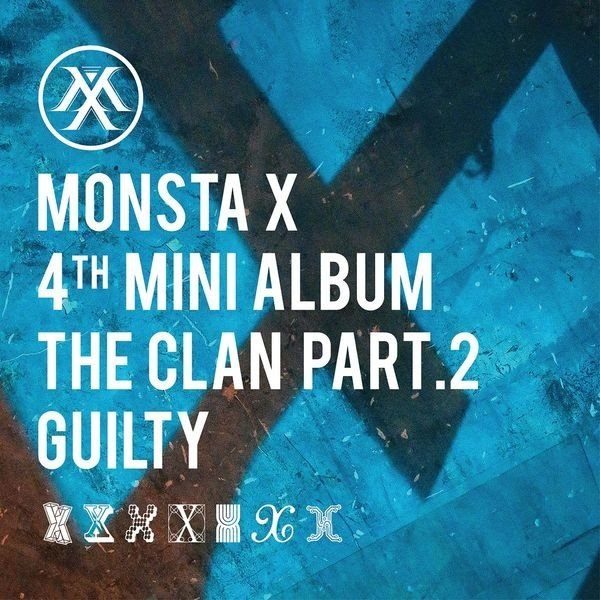 Mini album The Clan 2.5 Part.2 Guilty by MONSTA X