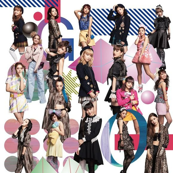 Single Go! Go! Let's Go! by E-Girls