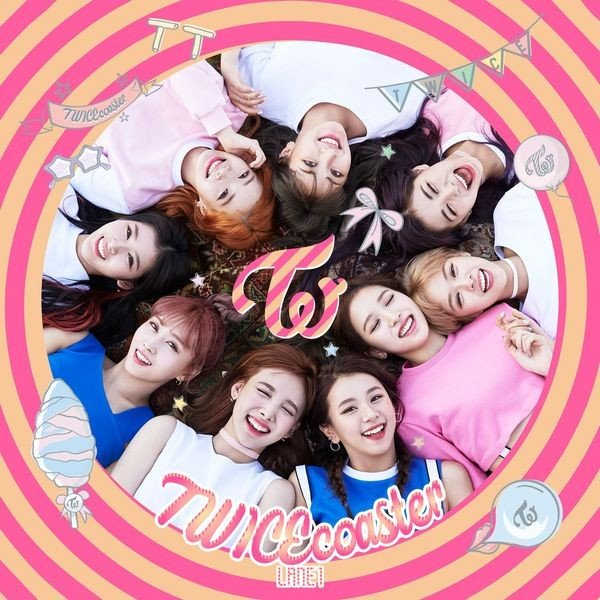 Mini album TWICEcoaster: LANE 1 by TWICE