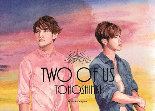 Album Two of Us by Tohoshinki