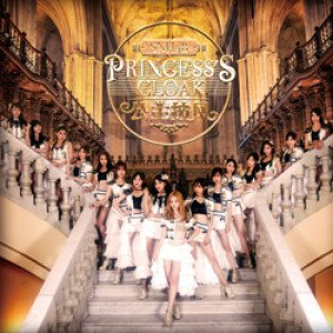 Single Princess's Cloak (公主披風) by SNH48