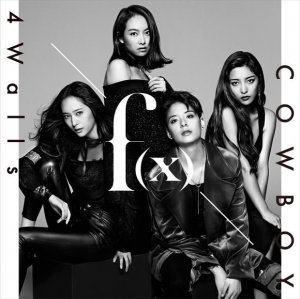 4 Walls (Japanese Ver.) by f(x)
