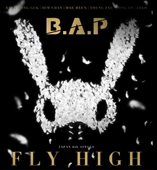 Single FLY HIGH by B.A.P