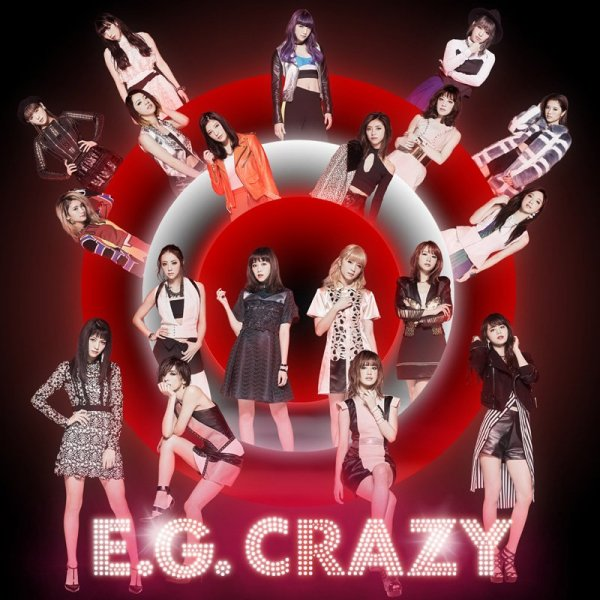 Album E.G. CRAZY by E-Girls