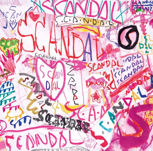Album BEST ALBUM『SCANDAL』 by SCANDAL