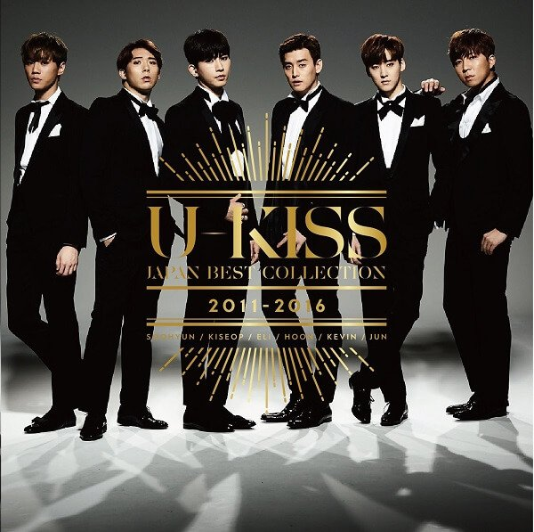 Album U-KISS JAPAN BEST COLLECTION 2011-2016 by U-KISS