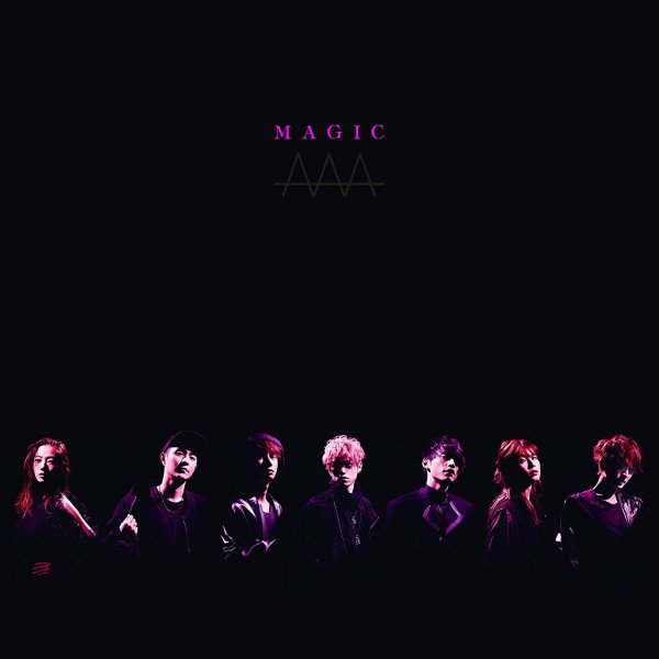 Single MAGIC by AAA