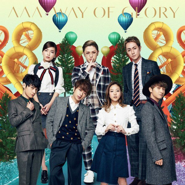 Album WAY OF GLORY by AAA