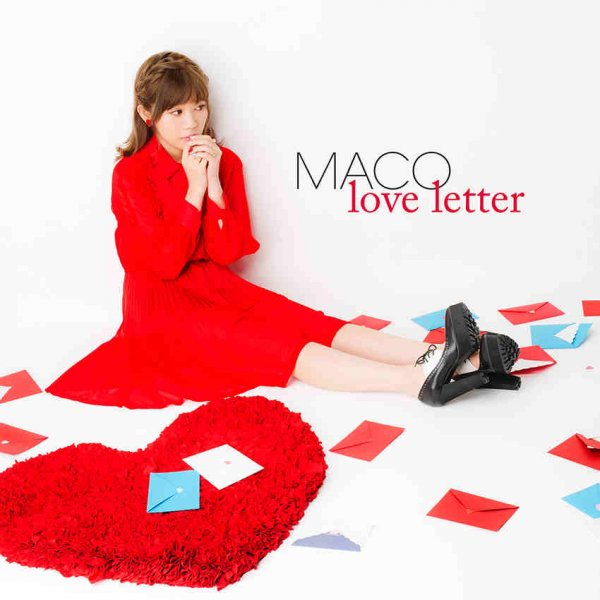 Single love letter by MACO