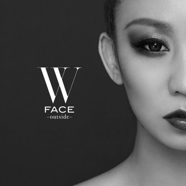 Album W FACE ~outside~ by Koda Kumi