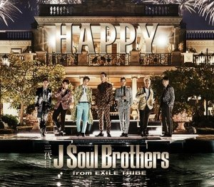 HAPPY  by Sandaime J Soul Brothers