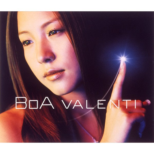 Album VALENTI by BoA