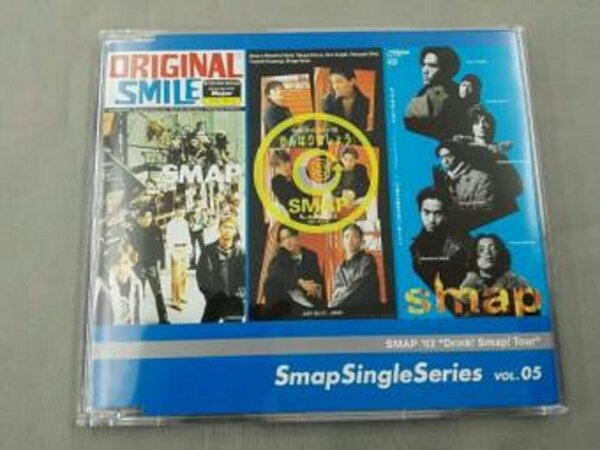 Mini album Smap Single Series VOL.05 by SMAP