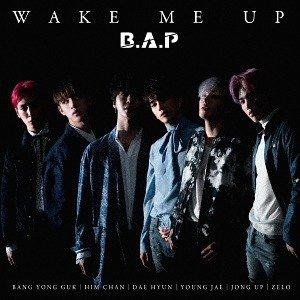 Single WAKE ME UP by B.A.P