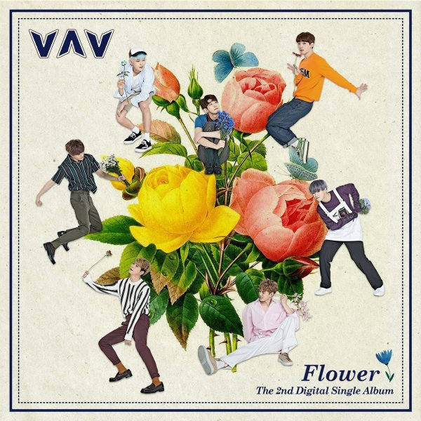 Single Flower (You) by VAV