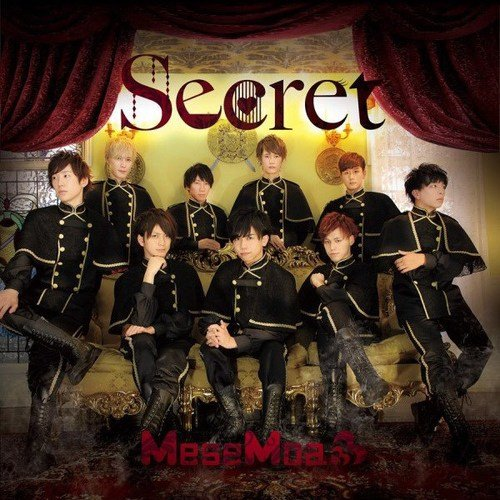 Album Secret by Mesemoa.