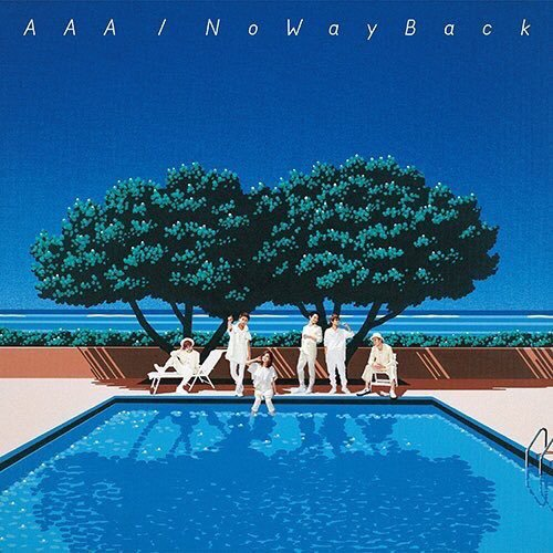 Single No Way Back by AAA