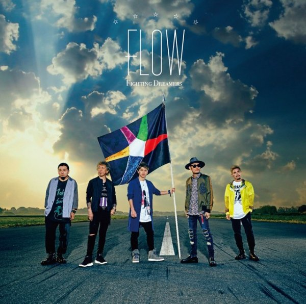 Mini album FIGHTING DREAMERS by FLOW