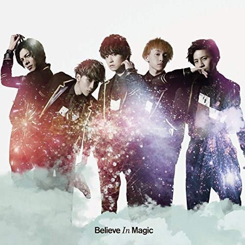 Single Believe In Magic by Ryouga (band)