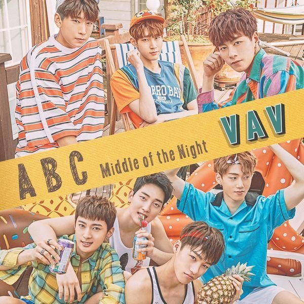 Single ABC (Middle of the Night) by VAV