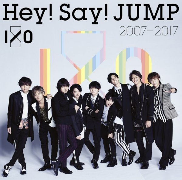Album Hey! Say! JUMP 2007-2017 I/O by Hey! Say! JUMP
