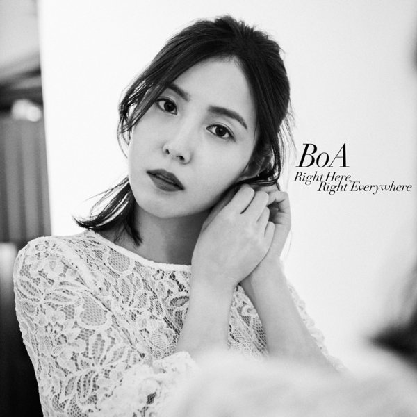 Single Right Here, Right Everywhere by BoA