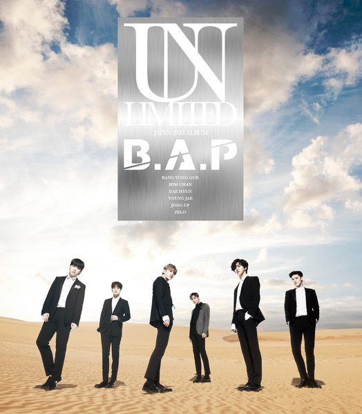 Album UNLIMITED by B.A.P