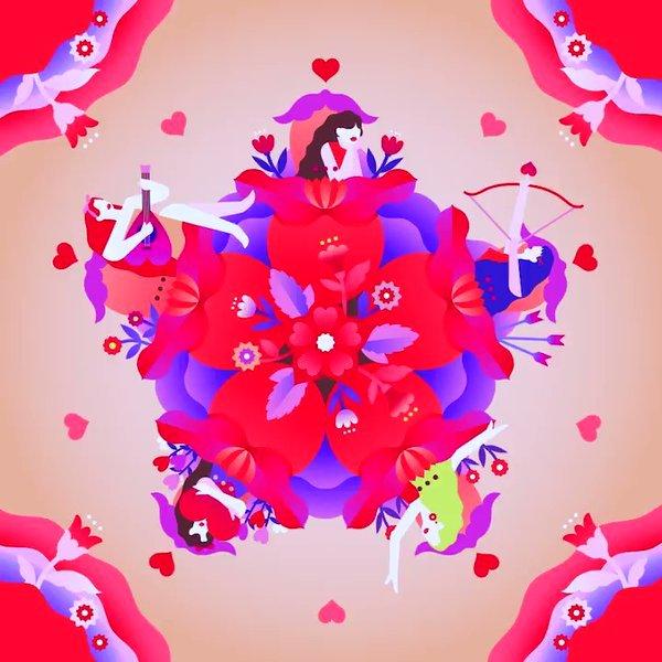 single rebirth by red velvet