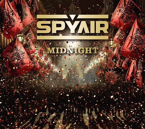 Single MIDNIGHT by SPYAIR