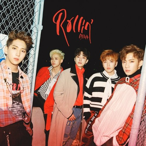 Mini album Rollin' by B1A4
