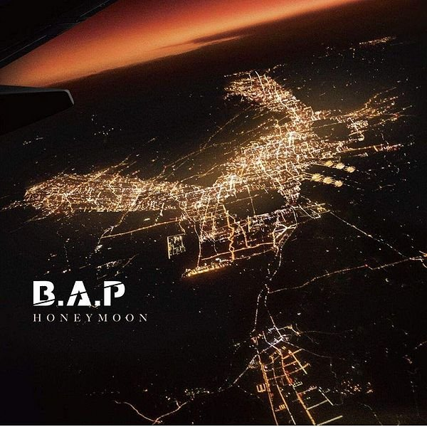 Single HONEYMOON (Japanese Version) by B.A.P