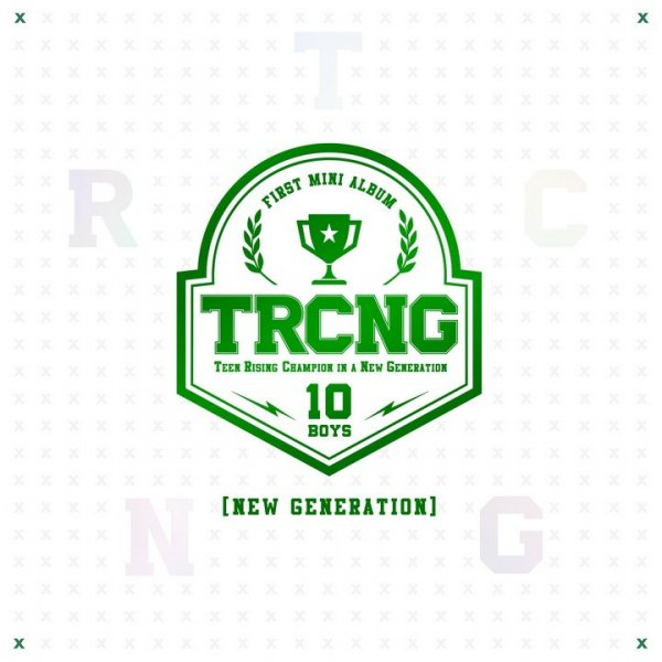 Mini album NEW GENERATION by TRCNG