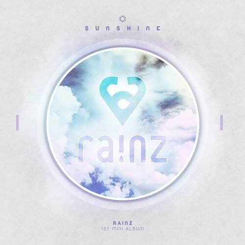 Mini album Sunshine by RAINZ