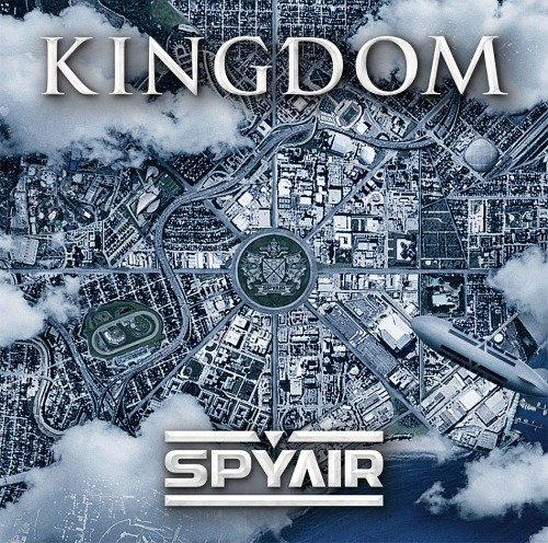 Album KINGDOM by SPYAIR