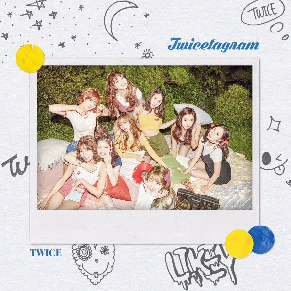 Album Twicetagram by TWICE